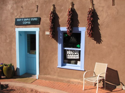 Albuquerque coffee shop