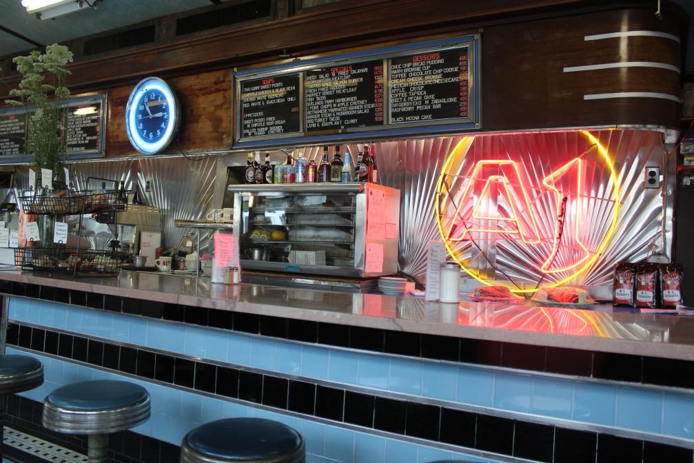 A1 Diner, Gardiner, Maine