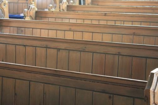 church pews 2