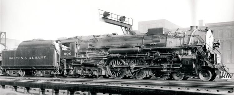 BA engine